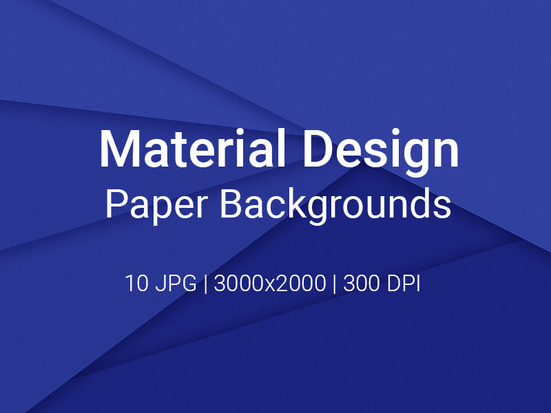 Material Design Paper Backgrounds